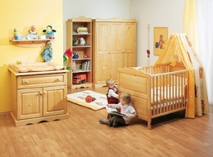 Das kinderzimmer richtig einrichten die familie for Einrichtung kinderzimmer baby